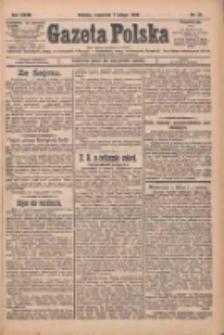 Gazeta Polska: codzienne pismo polsko-katolickie dla wszystkich stanów 1929.02.07 R.33 Nr31
