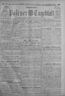 Posener Tageblatt 1917.10.19 Jg.56 Nr491