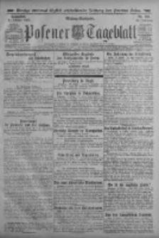 Posener Tageblatt 1917.10.20 Jg.56 Nr493