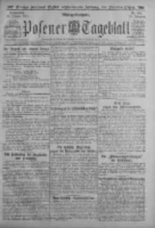 Posener Tageblatt 1917.10.25 Jg.56 Nr501