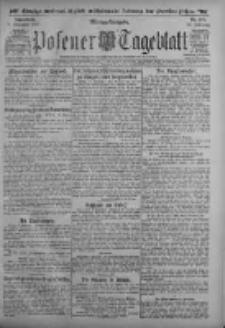 Posener Tageblatt 1917.11.03 Jg.56 Nr517