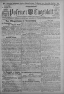 Posener Tageblatt 1917.11.08 Jg.56 Nr525
