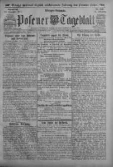 Posener Tageblatt 1917.11.10 Jg.56 Nr528