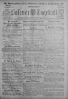 Posener Tageblatt 1917.11.14 Jg.56 Nr535