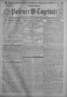 Posener Tageblatt 1917.11.15 Jg.56 Nr536