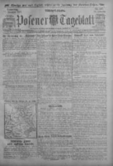 Posener Tageblatt 1917.11.15 Jg.56 Nr537