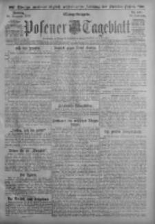 Posener Tageblatt 1917.11.20 Jg.56 Nr545