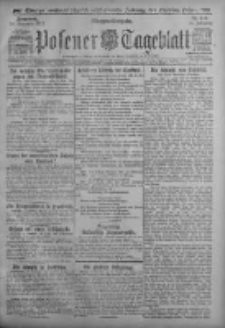 Posener Tageblatt 1917.11.24 Jg.56 Nr550
