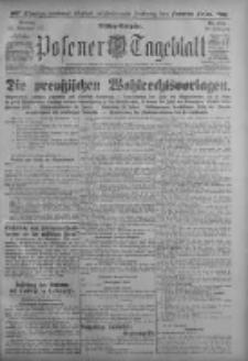 Posener Tageblatt 1917.11.26 Jg.56 Nr553