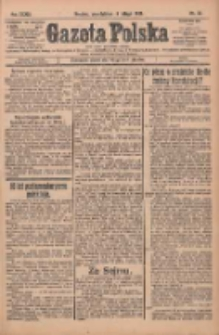 Gazeta Polska: codzienne pismo polsko-katolickie dla wszystkich stanów 1929.02.11 R.33 Nr34