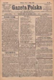Gazeta Polska: codzienne pismo polsko-katolickie dla wszystkich stanów 1929.02.13 R.33 Nr36