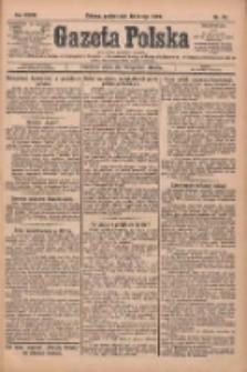 Gazeta Polska: codzienne pismo polsko-katolickie dla wszystkich stanów 1929.02.18 R.33 Nr40
