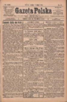 Gazeta Polska: codzienne pismo polsko-katolickie dla wszystkich stanów 1929.02.19 R.33 Nr41