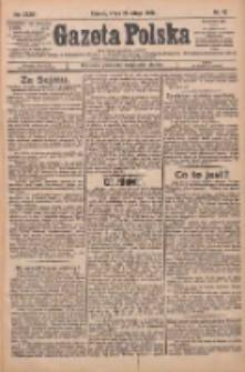Gazeta Polska: codzienne pismo polsko-katolickie dla wszystkich stanów 1929.02.20 R.33 Nr42