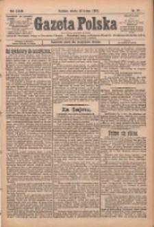 Gazeta Polska: codzienne pismo polsko-katolickie dla wszystkich stanów 1929.02.23 R.33 Nr45