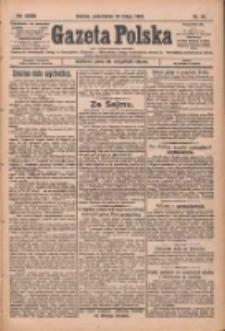 Gazeta Polska: codzienne pismo polsko-katolickie dla wszystkich stanów 1929.02.25 R.33 Nr46