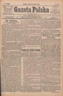 Gazeta Polska: codzienne pismo polsko-katolickie dla wszystkich stanów 1929.02.27 R.33 Nr48