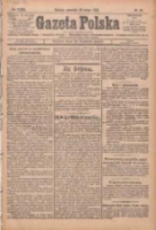 Gazeta Polska: codzienne pismo polsko-katolickie dla wszystkich stanów 1929.02.28 R.33 Nr49