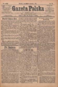 Gazeta Polska: codzienne pismo polsko-katolickie dla wszystkich stanów 1929.03.04 R.33 Nr52