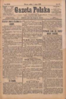 Gazeta Polska: codzienne pismo polsko-katolickie dla wszystkich stanów 1929.03.09 R.33 Nr57
