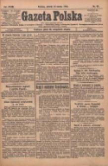 Gazeta Polska: codzienne pismo polsko-katolickie dla wszystkich stanów 1929.03.19 R.33 Nr65