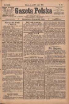 Gazeta Polska: codzienne pismo polsko-katolickie dla wszystkich stanów 1929.03.26 R.33 Nr71