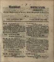 Amtsblatt der Königlichen Regierung zu Posen. 1853.02.22 Nro.8