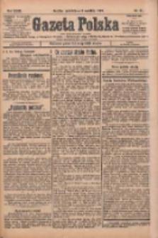 Gazeta Polska: codzienne pismo polsko-katolickie dla wszystkich stanów 1929.04.08 R.33 Nr81