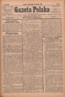 Gazeta Polska: codzienne pismo polsko-katolickie dla wszystkich stanów 1929.04.29 R.33 Nr99