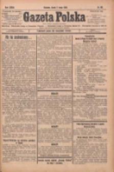 Gazeta Polska: codzienne pismo polsko-katolickie dla wszystkich stanów 1929.05.01 R.33 Nr101