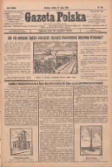 Gazeta Polska: codzienne pismo polsko-katolickie dla wszystkich stanów 1929.05.11 R.33 Nr108