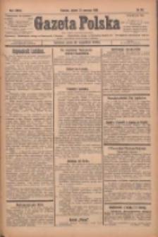 Gazeta Polska: codzienne pismo polsko-katolickie dla wszystkich stanów 1929.06.21 R.33 Nr141