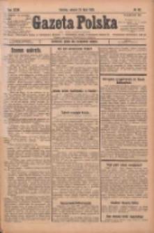 Gazeta Polska: codzienne pismo polsko-katolickie dla wszystkich stanów 1929.07.23 R.33 Nr167