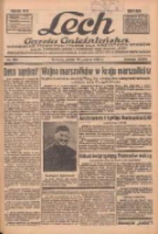 """Lech.Gazeta Gnieźnieńska: codzienne pismo polityczne dla wszystkich stanów. Dodatki: tygodniowy """"Lechita"""" i powieściowy oraz dwutygodnik """"Leszek"""" 1936.12.18 R.36 Nr294"""