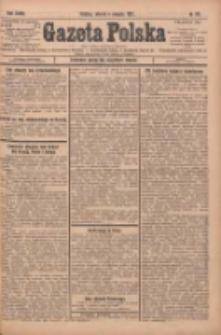 Gazeta Polska: codzienne pismo polsko-katolickie dla wszystkich stanów 1929.08.06 R.33 Nr179