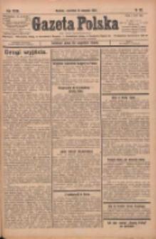 Gazeta Polska: codzienne pismo polsko-katolickie dla wszystkich stanów 1929.08.22 R.33 Nr192
