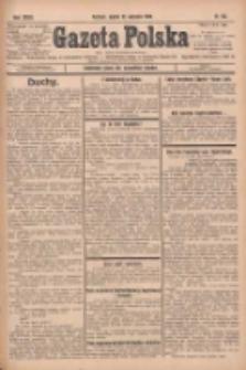 Gazeta Polska: codzienne pismo polsko-katolickie dla wszystkich stanów 1929.08.23 R.33 Nr193