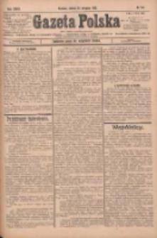 Gazeta Polska: codzienne pismo polsko-katolickie dla wszystkich stanów 1929.08.24 R.33 Nr194