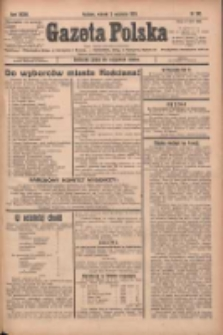 Gazeta Polska: codzienne pismo polsko-katolickie dla wszystkich stanów 1929.09.03 R.33 Nr202