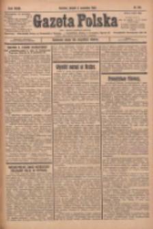 Gazeta Polska: codzienne pismo polsko-katolickie dla wszystkich stanów 1929.09.06 R.33 Nr205
