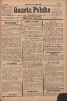 Gazeta Polska: codzienne pismo polsko-katolickie dla wszystkich stanów 1929.09.20 R.33 Nr217
