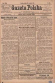 Gazeta Polska: codzienne pismo polsko-katolickie dla wszystkich stanów 1929.09.27 R.33 Nr223
