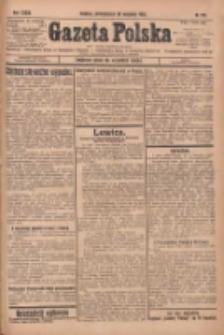 Gazeta Polska: codzienne pismo polsko-katolickie dla wszystkich stanów 1929.09.30 R.33 Nr225
