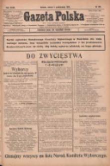 Gazeta Polska: codzienne pismo polsko-katolickie dla wszystkich stanów 1929.10.05 R.33 Nr230