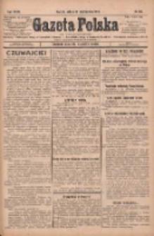 Gazeta Polska: codzienne pismo polsko-katolickie dla wszystkich stanów 1929.10.12 R.33 Nr236