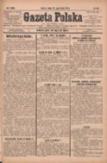 Gazeta Polska: codzienne pismo polsko-katolickie dla wszystkich stanów 1929.10.16 R.33 Nr239