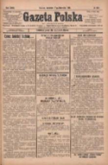 Gazeta Polska: codzienne pismo polsko-katolickie dla wszystkich stanów 1929.10.17 R.33 Nr240