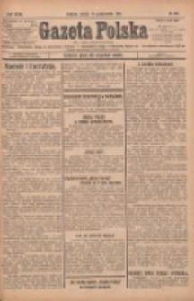 Gazeta Polska: codzienne pismo polsko-katolickie dla wszystkich stanów 1929.10.19 R.33 Nr242