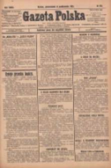 Gazeta Polska: codzienne pismo polsko-katolickie dla wszystkich stanów 1929.10.21 R.33 Nr243