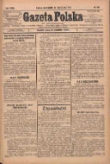 Gazeta Polska: codzienne pismo polsko-katolickie dla wszystkich stanów 1929.10.28 R.33 Nr249
